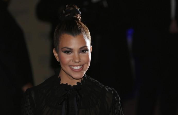 Kourtney Kardashian Expecting Baby Boy