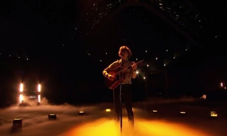 "Matt McAndrew singing Damien Rice's ""The Blower's Daughter"" on ""The Voice"" U.S. Season 7"