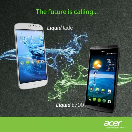 Acer Launches New Liquid Series Smartphones In India, Starting At Rs. 11,999