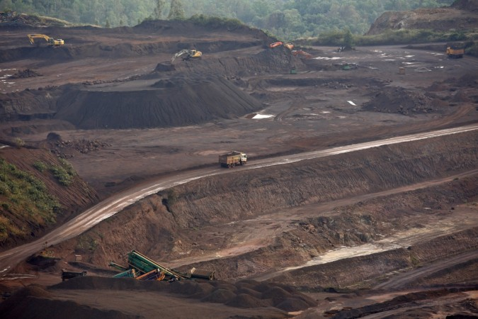 NMDC mines in South India