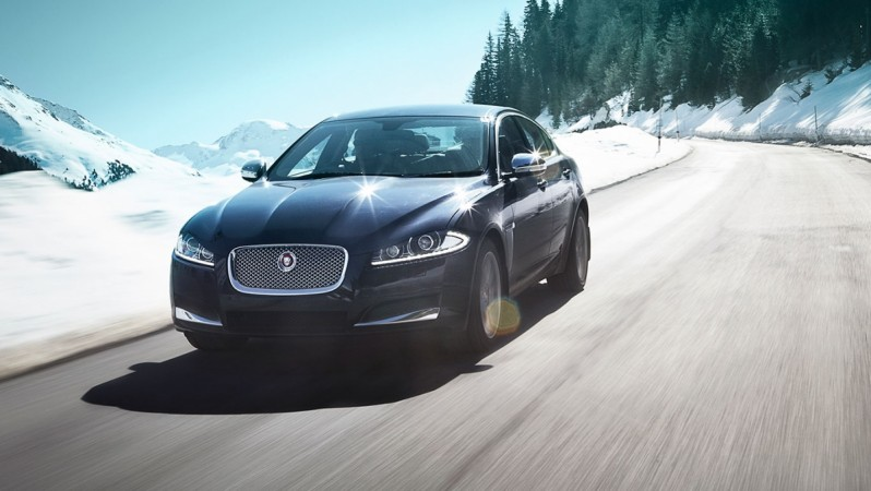 Jaguar Launches XF 2.2-Litre Diesel Executive Edition in India; Price, Feature Details