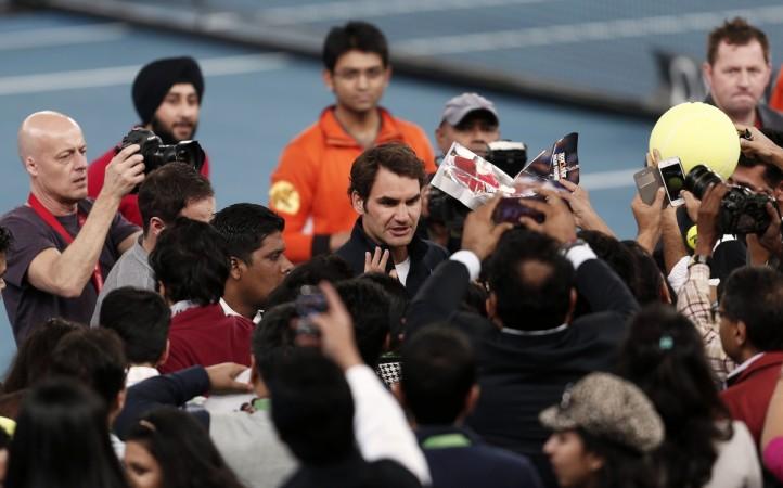 Roger Federer, IPTL