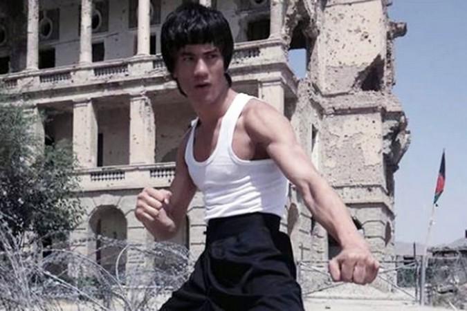 """Meet Afghanistan's """"Reincarnation"""" of Bruce Lee"""