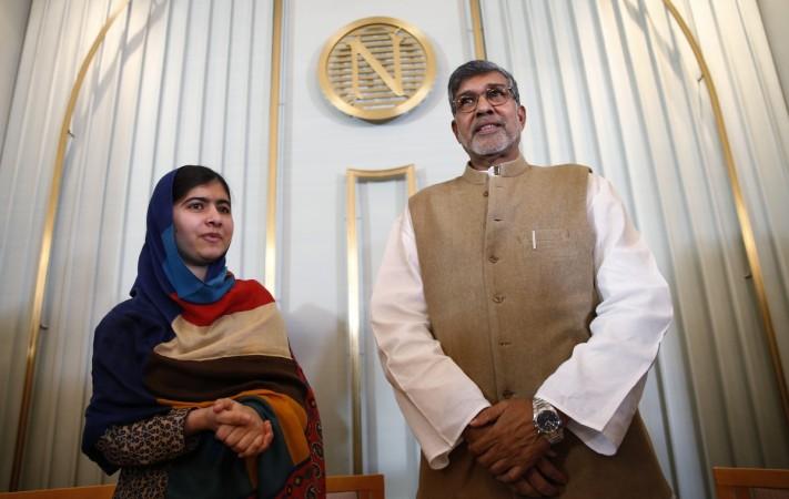 Malala, Satyarthi,