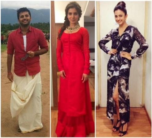 Nithiin, Samantha and Rakul Preet Singh to be Celebrity Guests on Nagarjuna's MEK 2