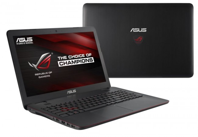 Asus Republic of Gamers G551JK Laptop PC Launched in India; Price, Specifications Details
