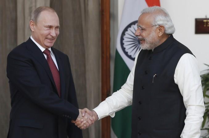 PM Modi-President Putin