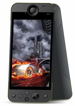 Mitashi unveils Play Thunderbolt Smartphone and GameIn ThunderPro Quad-core handheld Gaming Console in India