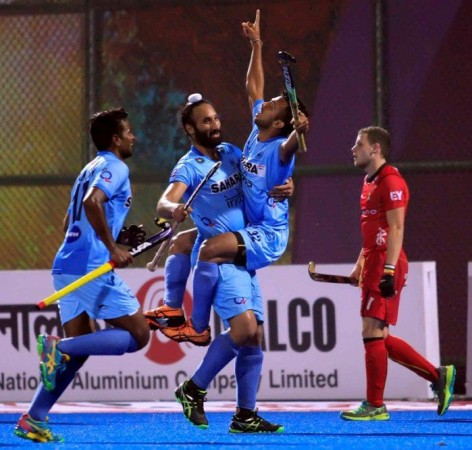 India Hockey Belgium Champions Trophy Sardar Singh