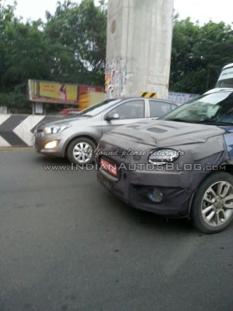 Hyundai Elite i20 Cross Spied Testing Again; What We Know So Far