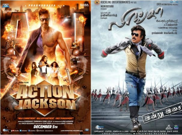 International Box Office: Action Jackson 10 Days Collection Record Beaten by Lingaa in 3 Days