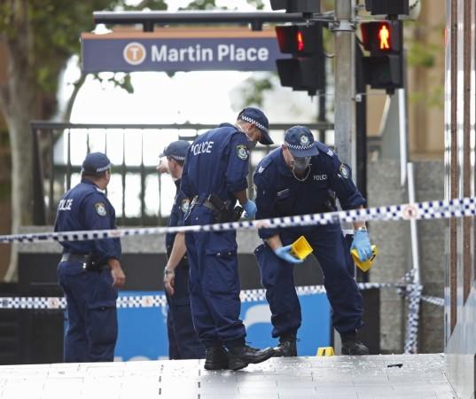 Sydney Hostage Crisis