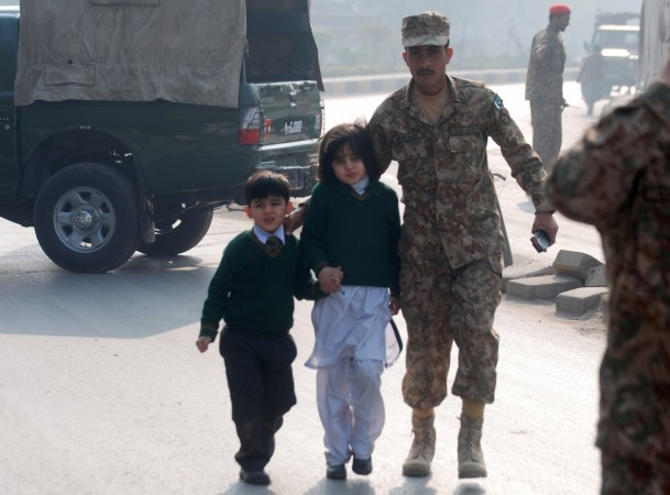 Pakistan School Attack