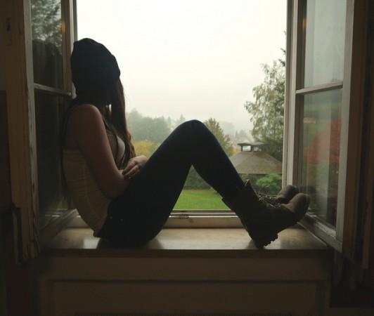 sad, girl
