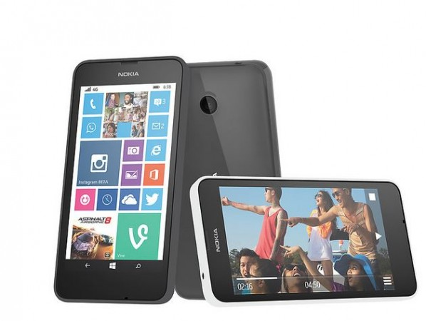 Nokia Lumia 638: Microsoft Launches Affordable 4G-LTE Windows Phone in India; Price, Specifications