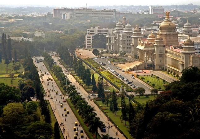 Vidhan Soudha Bangalore