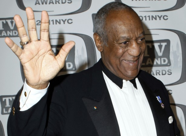 Cosby Jokingly Warns Woman Not to Drink Around Him