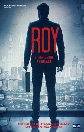 'Roy' Poster