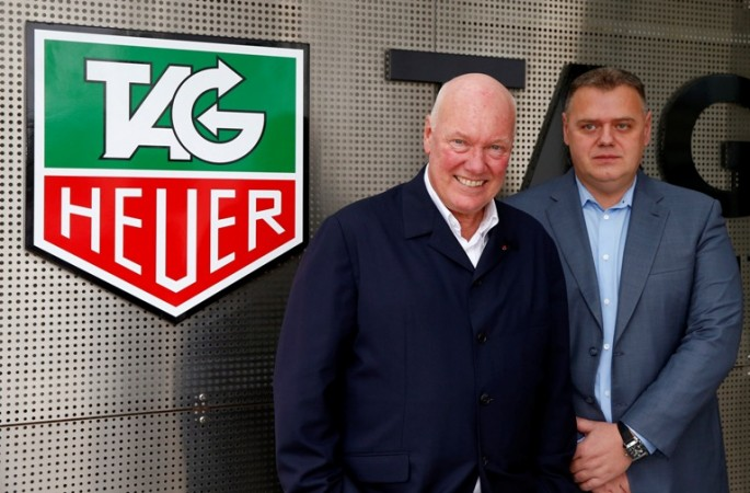 Tag Heuer Is Paving Way Into Smartwatch Space To Repel Apple's Invention