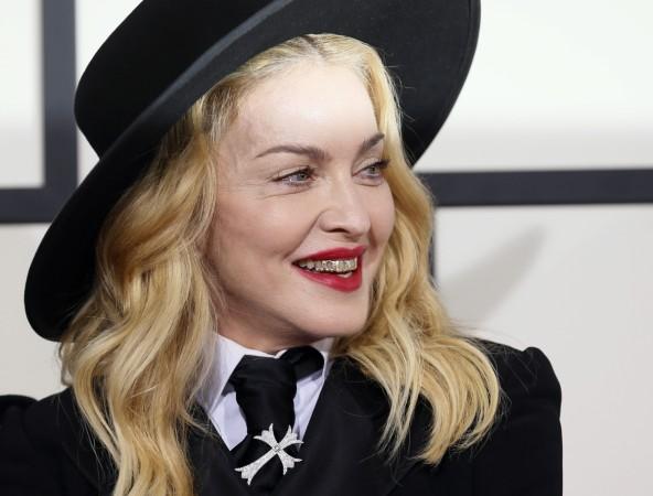 """Madonna Says Album Leak is """"Artistic Rape"""", """"Act of Terrorism"""""""