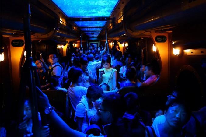 A Node Glows in the Dark by Brian Yen from Hong Kong