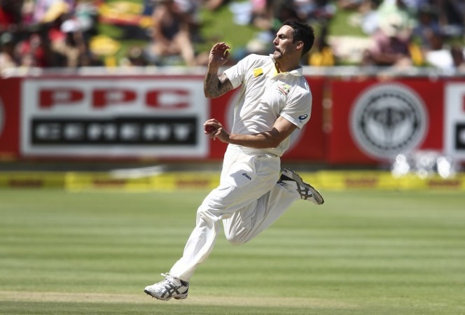 Mitchell Johnson Australia