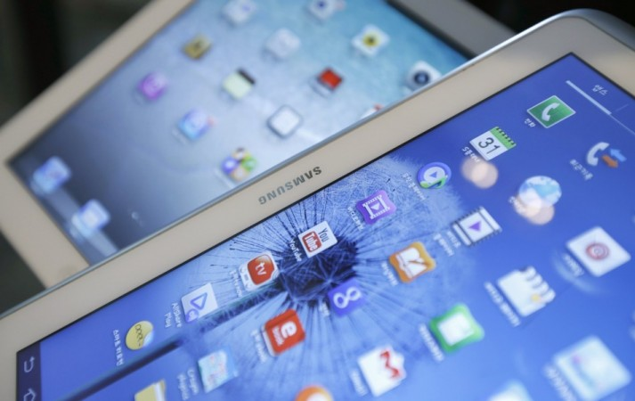 Samsung Working On A Giant 18.4-Inch Tablet Aimed At Schools, Offices: Report