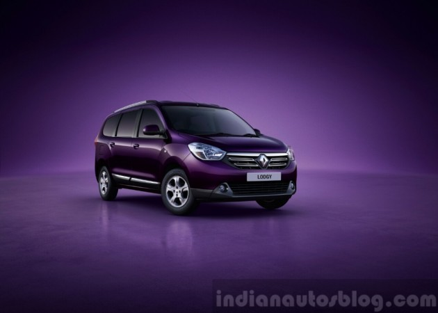 Renault Releases First Image of Lodgy MPV; Launch, Price, Feature Details