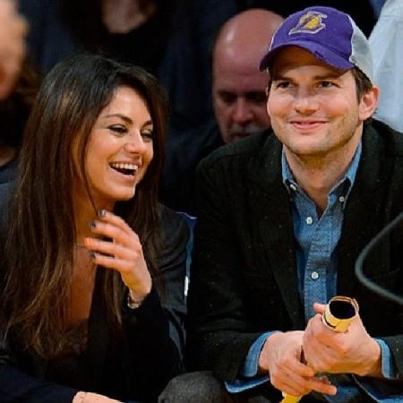 New parents Aston Kutcher-Mila Kunis Married?