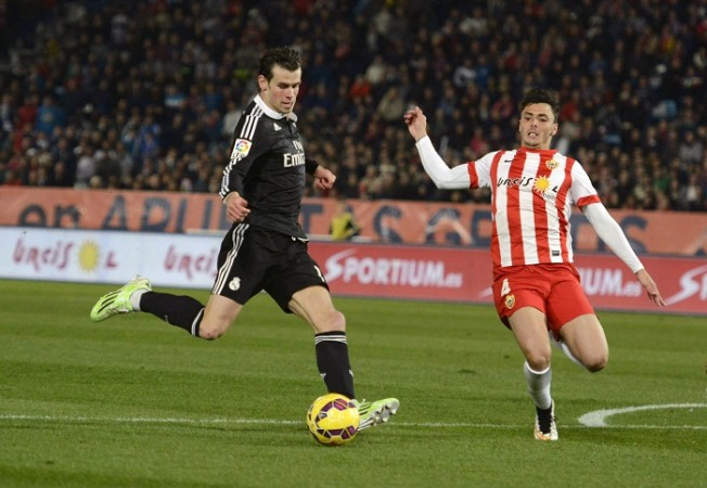 Gareth Bale Real Madrid Almeria
