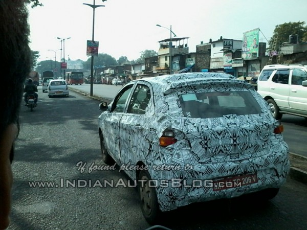Tata Kite Hatchback Spied Testing Once Again; Expected Launch, Price Details