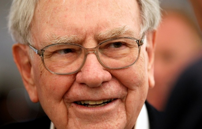 After Trump win, critic Buffett sees strong stocks, trade hurdles