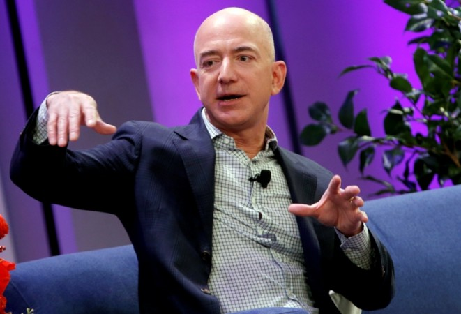 Amazon CEO Jeff Bezos asks Twitter followers how to donate his money