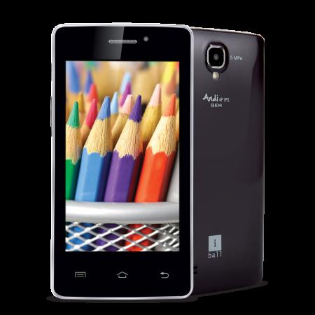 IBall Andi4P IPS Gem Smartphone