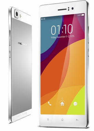 Oppo R5: Ultra-Slim 4G-LTE Smartphone Launched in India; Price, Specifications