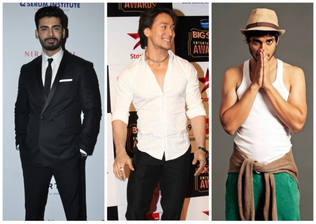 Fawad Afazal Khan, Tahir Raj Bhasin, Tiger Shroff