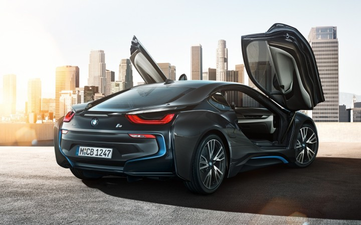 BMW I To Be Launched In India In February Price Feature - Bmw 2015 i8 price