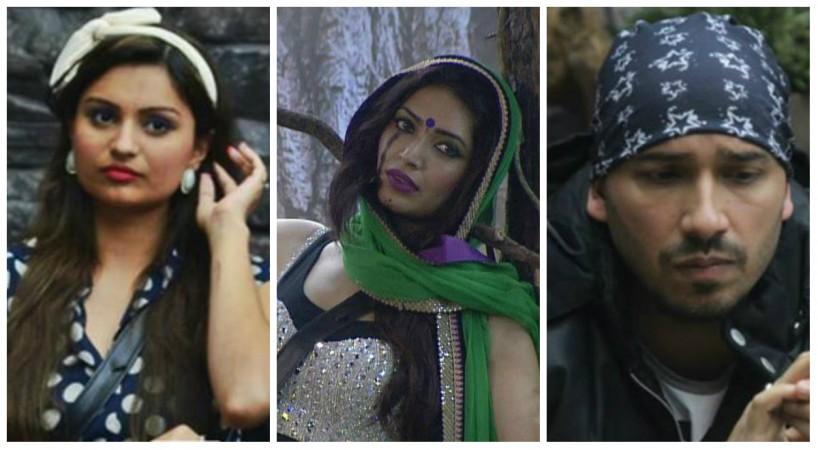 Dimpy Mahajan, Karishma Tanna, Ali Quli Mirza