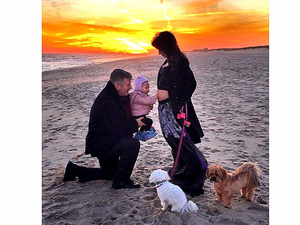 Alec Baldwin expecting second child with wife Hilaria