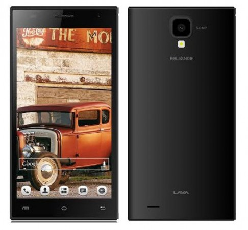 Lava launches EG932 Smartphone with CDMA GSM dual SIM capability