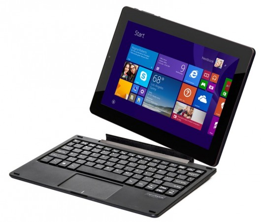 E Fun's $229 Surface Pro Alternatives Launched; Includes Magnetic Keyboard, Windows 8.1 and More
