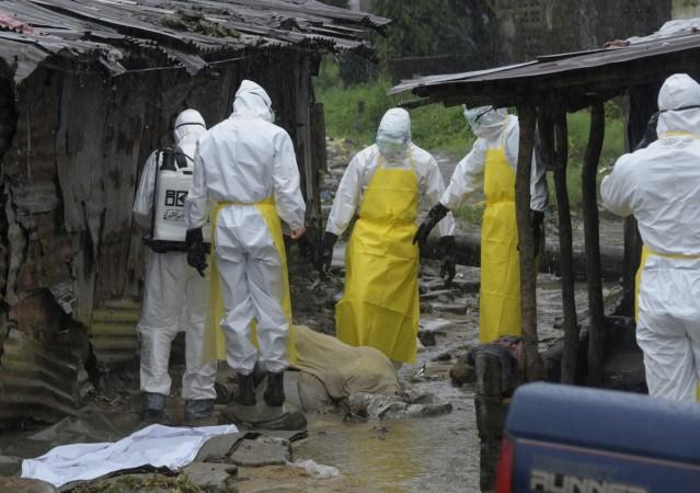 Ebola patient quarentine