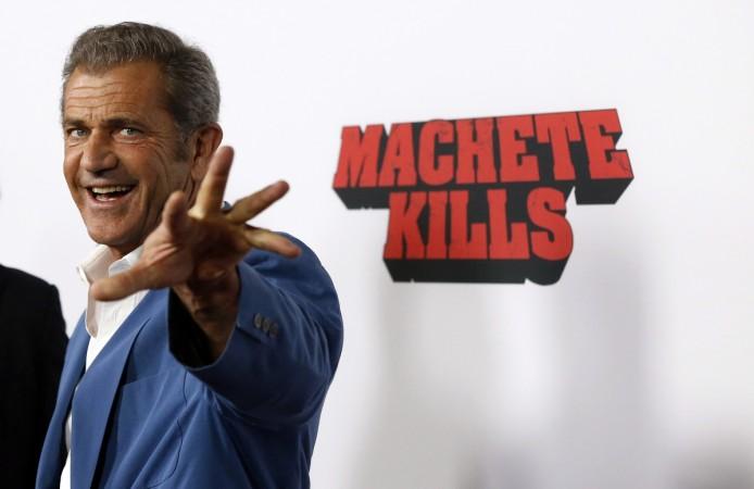 Mel Gibson turns 59