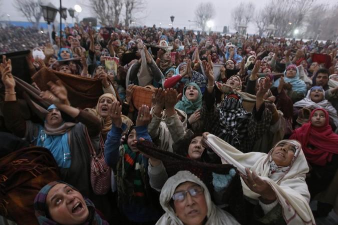 Muslims celebrate Eid-e-Milad-un-Nabi 2015