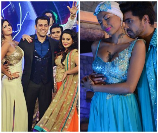 Gautam Gulati, Salman Khan, Diandra Soares