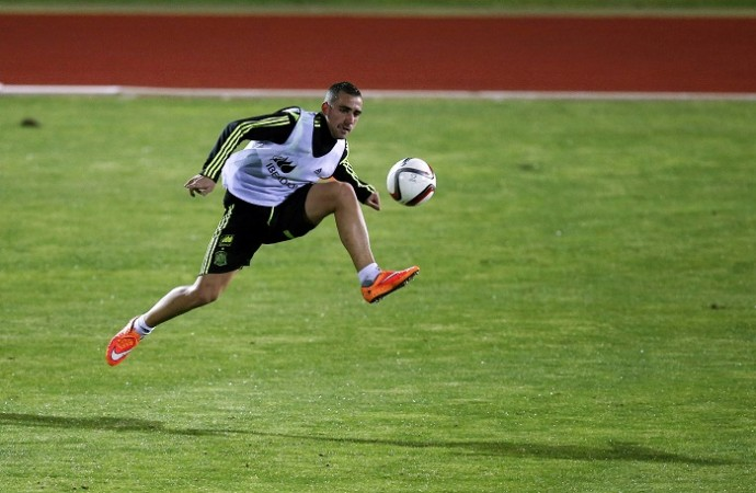 Paco Alcacer Spain