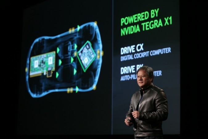 NVIDIA Launches Tegra X1 Mobile Super Chip