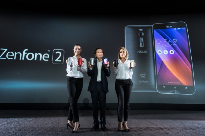 CES 2015: Asus Launches ZenFone 2, Zoom Camera-Centric Smartphone; Specifications, Availability Details