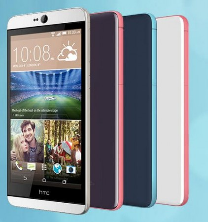 HTC unleashes Desire 826 Android smartphone