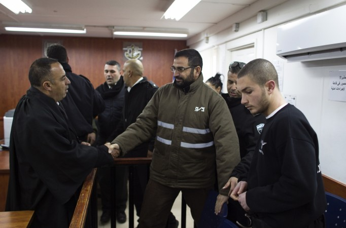 Palestinian man who started the gaza war sentenced with three life terms